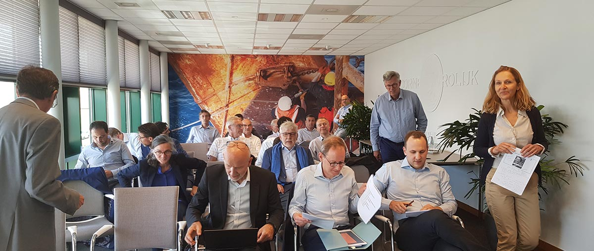 IJmuiden_2019 annual meeting